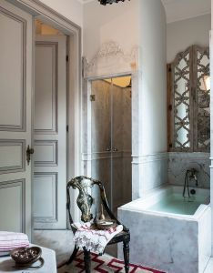 salles de bains styles also traditional interior dressing room rh in pinterest