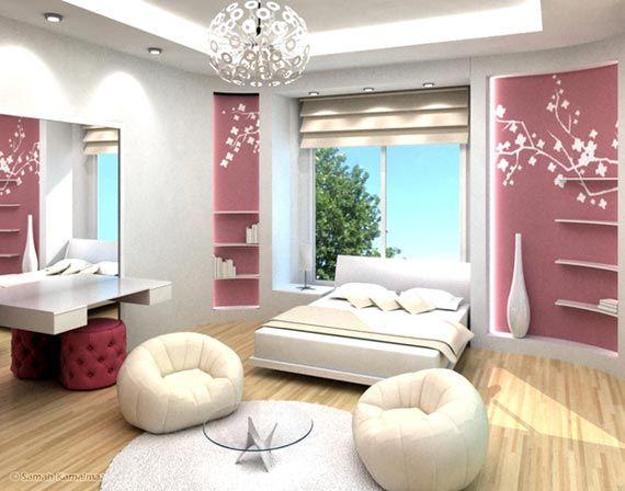 Teenage Girl Bedroom HChildren's Room Play Room Design