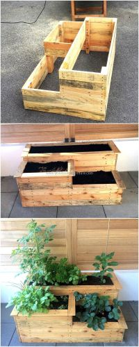 Repurposing Plans for Shipping Wood Pallets | Wood pallets ...