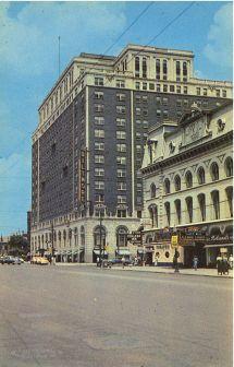 Victoria Theatre Dayton Ohio Circa 1940