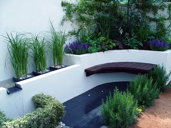 Small Garden Ideas Landscape Design Garden Modern Garden