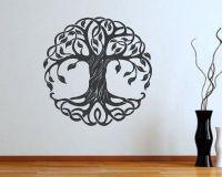 Tree of Life Wall Decal | Wall Art | Mandala Decal | Wall ...