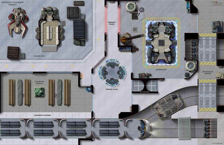 Star Wars Rpg Tiles Map