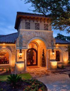 Bentley manor custom home interior  exterior design also mi casa rh pinterest