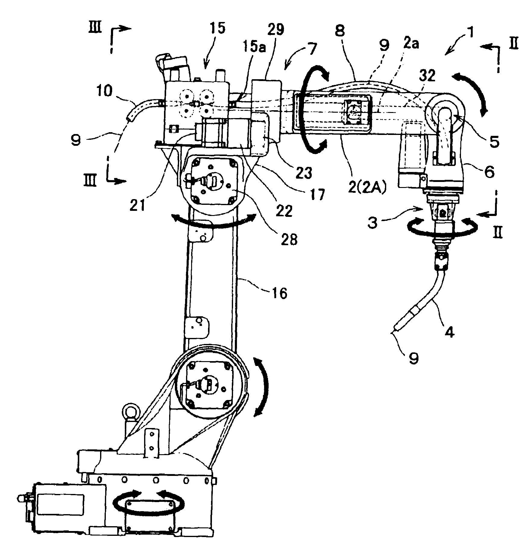 Factory Robot Arm