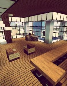 Minecraft house interior free pc xbox pocket edition mobile seeds and ideas also best images about on pinterest rh
