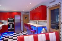 home kitchen 50s diner style | Thread: My very own ...