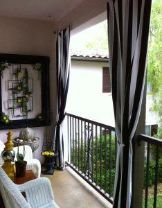 genius ways to turn your tiny outdoor space into  relaxing nook balconybalcony ideasoutdoor also rh pinterest