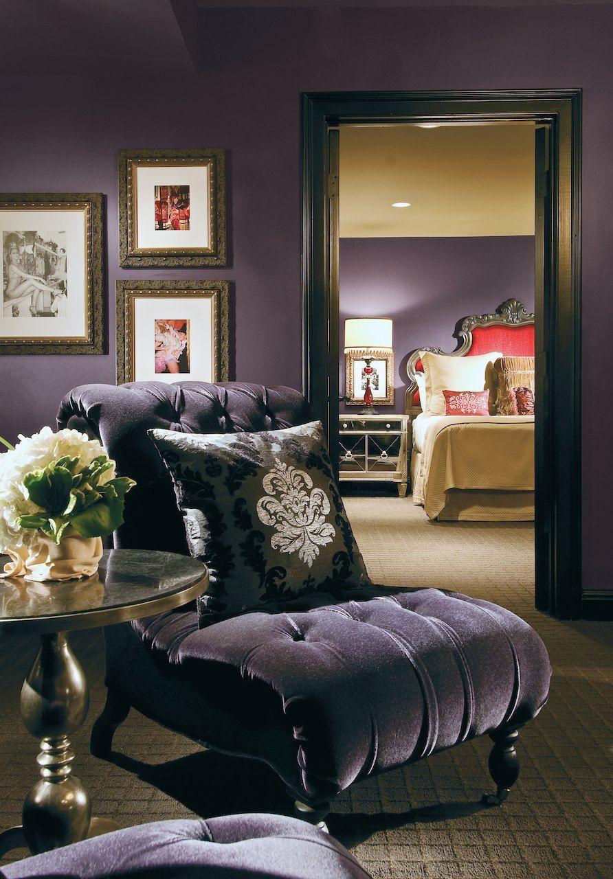 Villa Champagne Concept Suite A Bohemian Apartment
