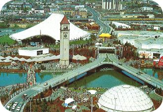 Image result for spokane world's fair 1974