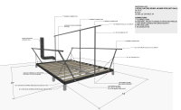 wall tent deck and frame | Camping Gear and Support ...