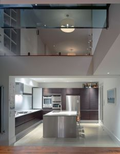 Internal glazing private house london sw gilespike also rh pinterest