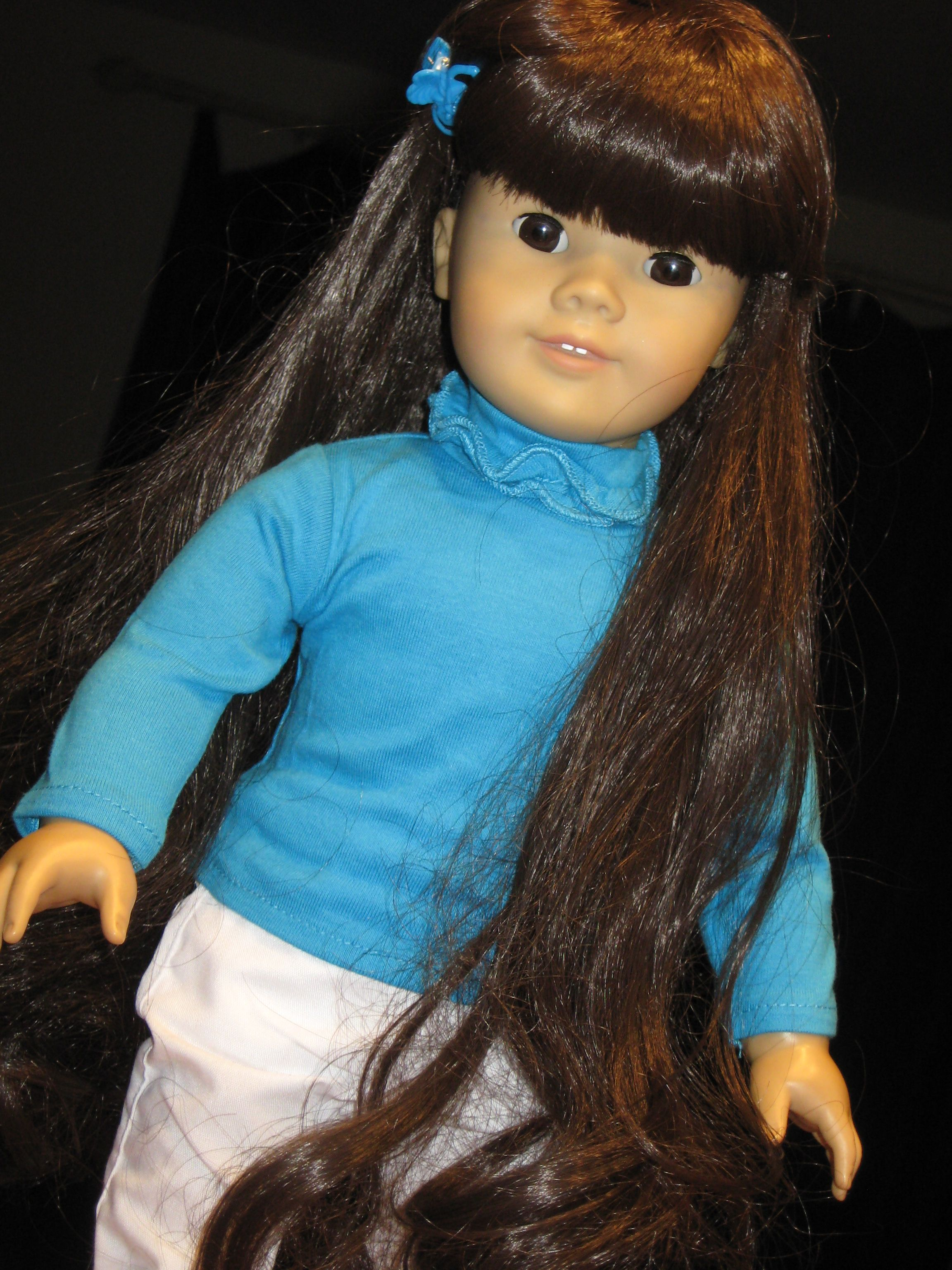 American Girl 4 Custom by American Girl Doll Repair and Customs of