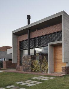 Galeria de casa hoff ramella arquitetura also rh pinterest