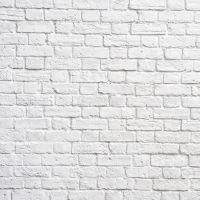 Color Blanco - White!!! Painted white brick | Color White ...