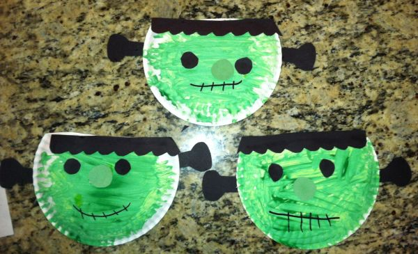 Preschool Halloween Craft Ideas