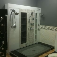 Kitchen Sinks Denver Games Free Kohler Shower Display Our Showroom Pinterest