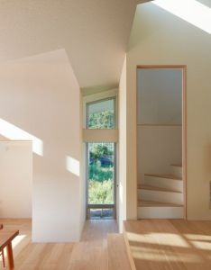 Architecture interiors also house in tokushima by fujiwara muro japanese houses pinterest rh