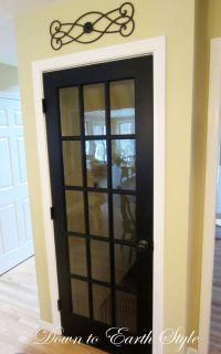 Basement Doors on Pinterest