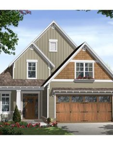 This charming craftsman style home with country influences house plan has square feet of living space the story floor includes bedrooms also westphalia ridge from houseplansandmore rh pinterest