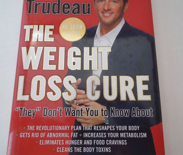 Kevin Trudeau The Weight Loss Cure They Dont Want You To Know Hard Cover