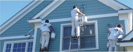Exterior House Painting Looking For Professional In Stamford Ct