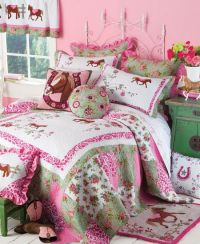 cowgirl theme bedding and room decor | Cabin Bedding and ...