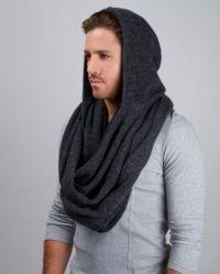 Man Hood. | Knit | Pinterest | Hoods, Scarves and Men's ...