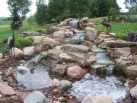 backyard waterfall pictures | Welcome to Backyard Ponds ...