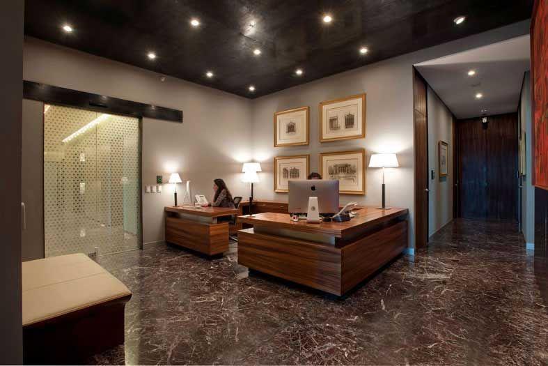 Elegance Business Office Decorating Ideas