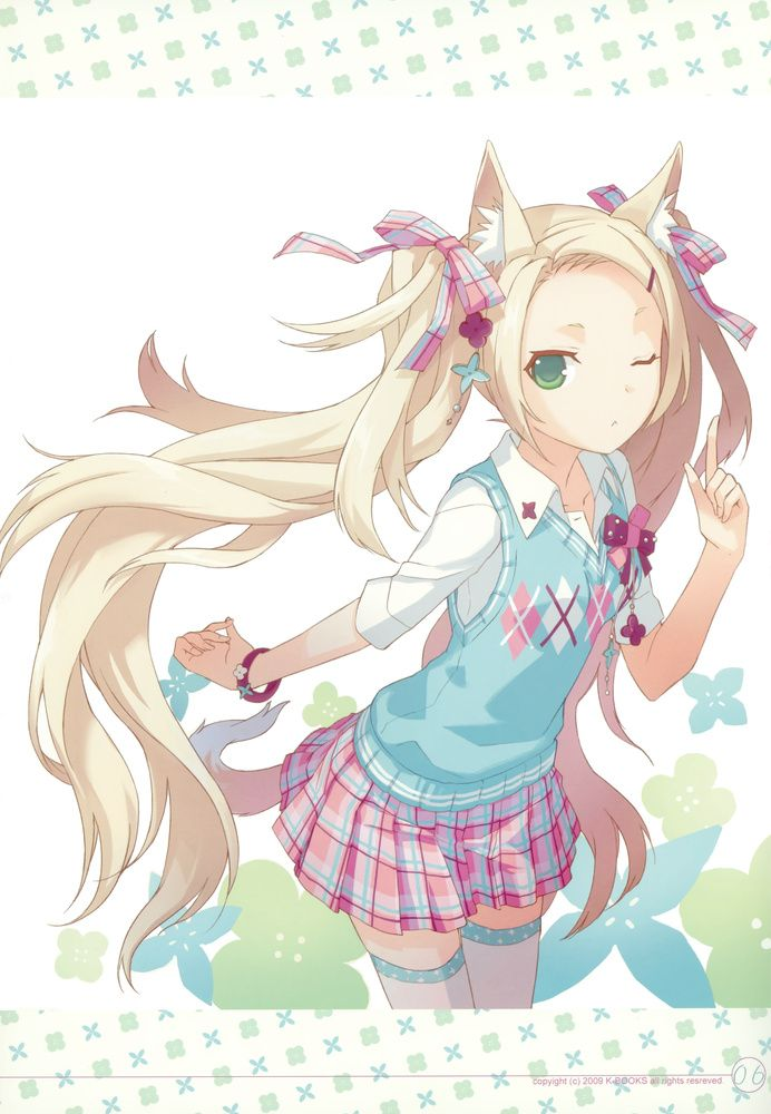 Neko Jacket Anime Wallpaper Girl Yandere Moe Amp Loli Cuteness Pinterest Anime Manga
