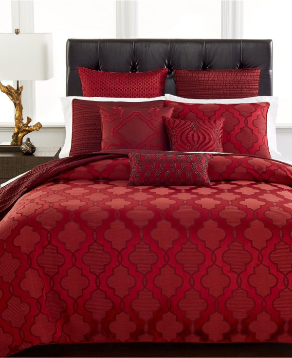 Closeout Hotel Collection Medallion Bedding - Collections Bed & Bath