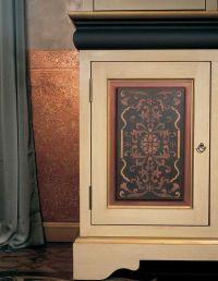 stencil designs for kitchen cabinets | Cabinet Stencil ...