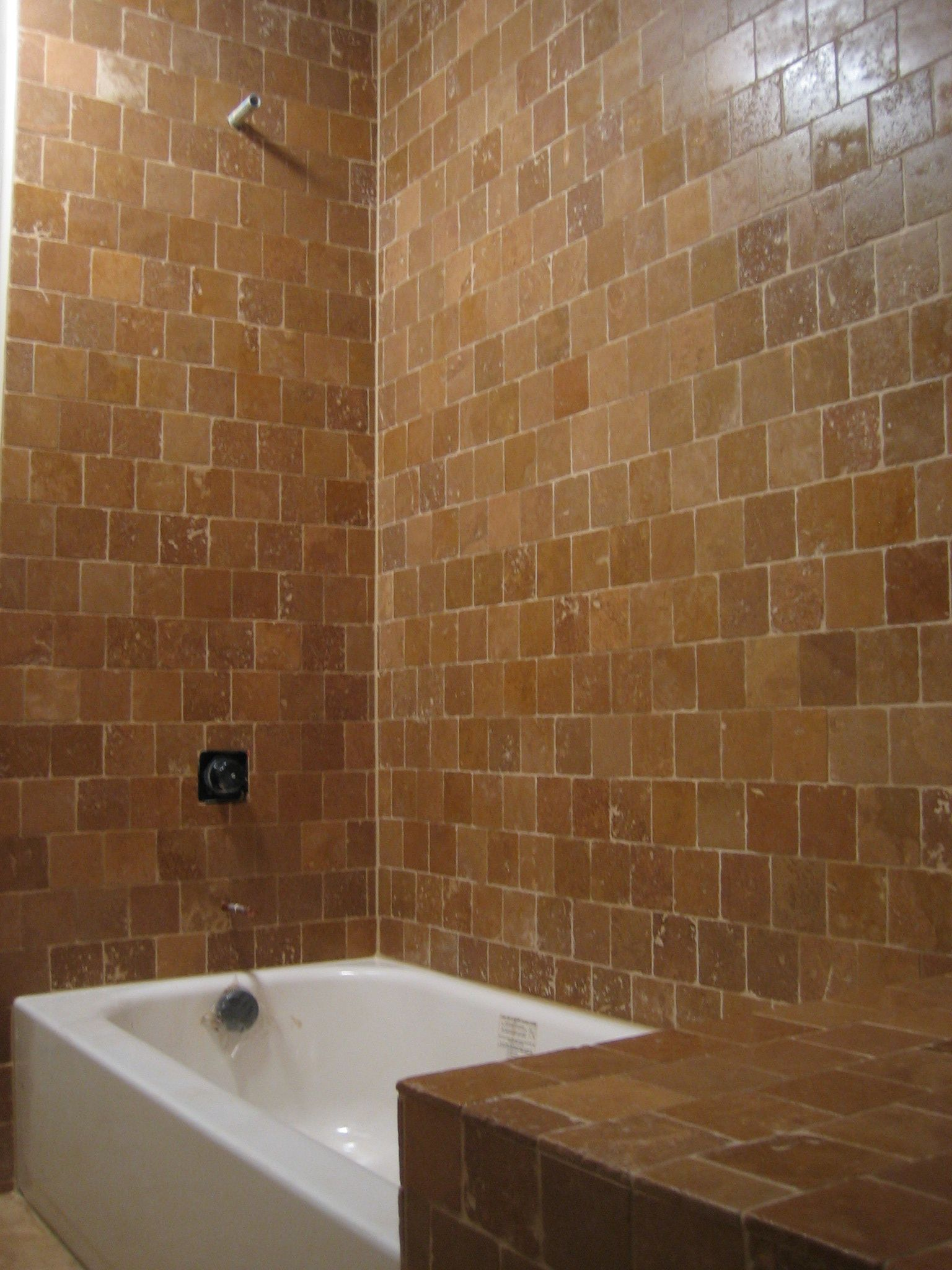 tiled tub surround pictures
