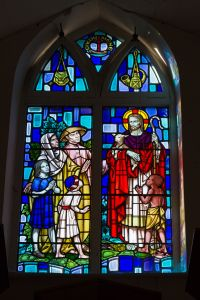 Stained Glass Church Windows | Description Grouville ...