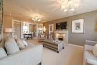 show home living rooms