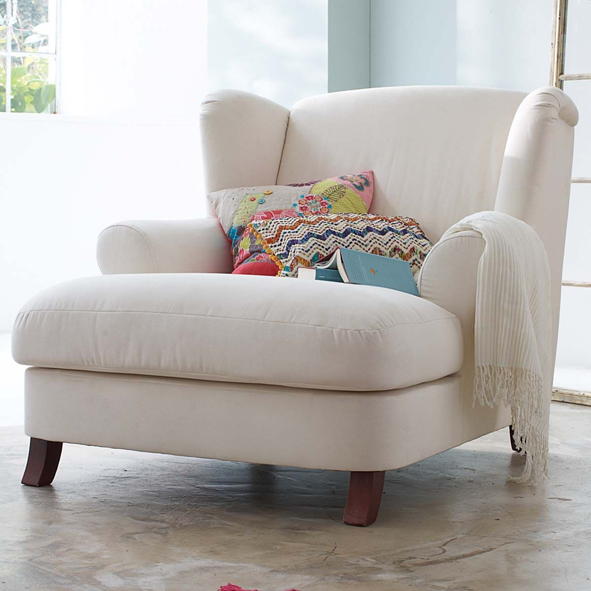 Oversized Comfy Chair Dream Chair Via Somewhere North To Build A Home