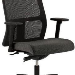Hon Ignition Fabric Chair Zero Gravity Rocking Reviews Work With Arrondi Carob Seat Mariano S
