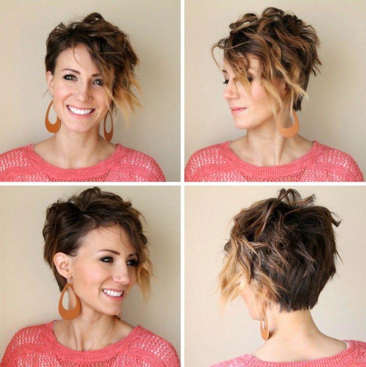 Kurze Haare Locken Schritt Für Schritt Anleitung Hair