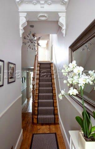 My Victorian Terrace Refurb Hallway Decorating Ideas Home