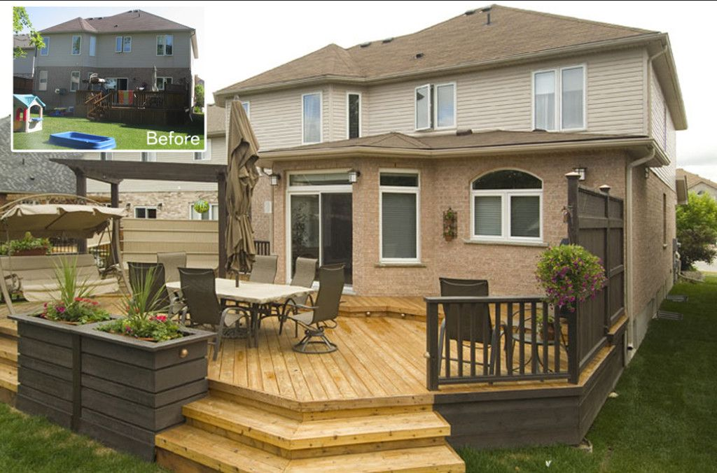 Creative Small Deck Ideas Outdoor Patio Garden Deck Design Ideas