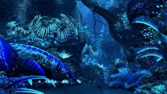 Pics For > Bioluminescent Plants Avatar Aquatics