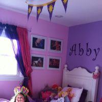 Tangled themed bedroom!   Sophia Nursery/Kid's Room ...