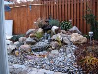 Disappearing Pondless Waterfall Ideas - Northern New ...
