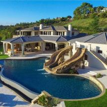 Mansion Luxury House with Pool