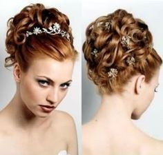 Prom Hairstyles Curly Updos Classy Updo Hairstyle Classy Updo