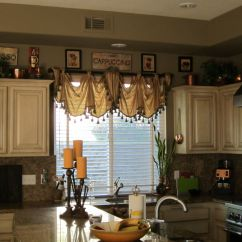 Italian Themed Kitchen Curtains Renew Cabinets Refacing Refinishing My Tuscan Style Decor Pinterest