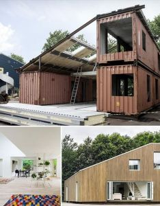 Explore container beach tiny and more also shipping homes that will blow your mind  pics rh pinterest