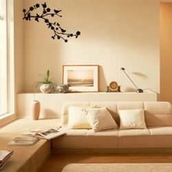 Birds on tree branch wall decal it is time to take utmost care of your living asian paintsbest also rh pinterest