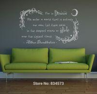 Dumbledore in dream harry potter Wall Art Sticker Decal ...